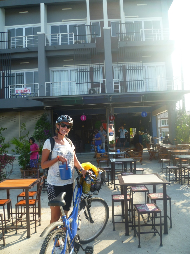 Thailand cycling