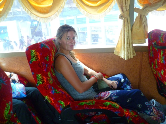 bus penang to kuala lumpur